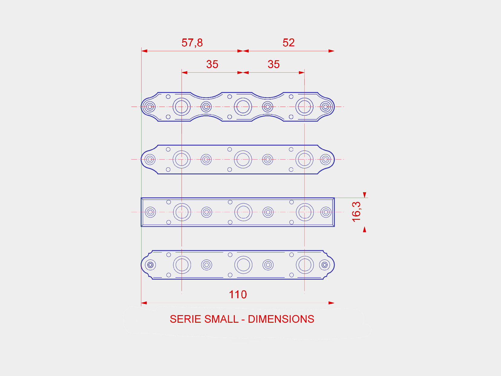 Small Series Dimensions